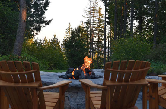 Residential Fire Pit Amp Fireplace Designer In Seattle Wa